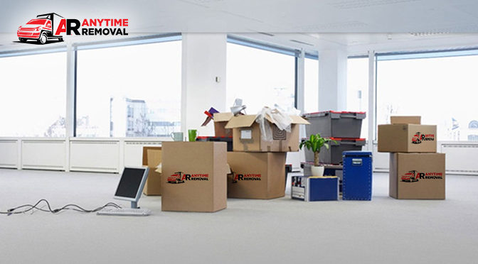Ways in Which Removalists in Birmingham Complete Office Relocations